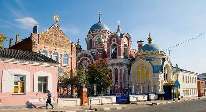 """Јелец се назива """"градом са тридесет три цркве"""". Извор: Lori / Legion Media."""