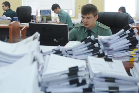 Руски трговци подржавају иницијативу ФТС: према њиховом мишљењу, страни продавци су сада повлашћени у односу на руске. Извор: Росијска газета.