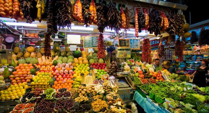 Органска храна је један од великих извозних адута Србије. Извор: Fotoimedia.
