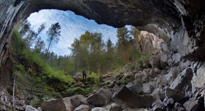 Кунгурска пећина се састоји од укупно 48 дворана. Свака од њих има своју причу и јединствен назив. Пећину годишње посети око 90.000 људи. Извор: Getty Images.