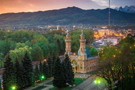Tujuh Masjid Paling Menakjubkan di Rusia