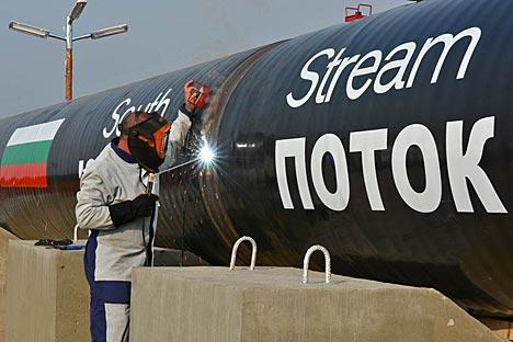 "Vlada Bugarske je službeno objavila da je ""Gazprom"" prošlog tjedna potpisao protokol, prema kojem će i drugi distributeri plina imati pristup ""Južnom toku"". Izvor: Press Photo"