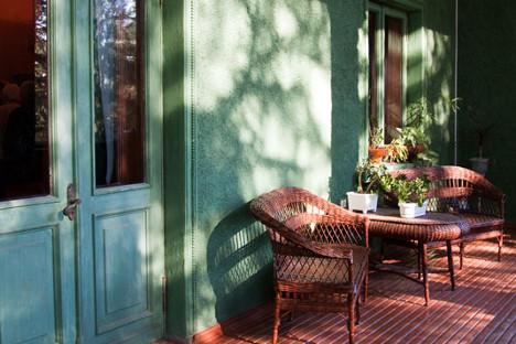 """Стаљинова веранда у резиденцији """"Зелени гај"""". Извор: Lori / Legion Media."""