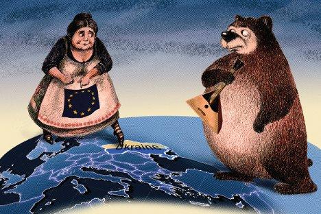 Карикатура: Игор Демковски.
