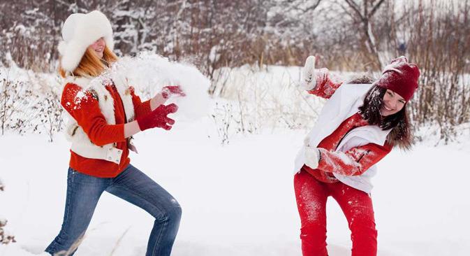 У Москви зиме трају око четири месеца и у просеку се бележи 50 дана са снежним падавинама. Извор: Lori / Fotobank.