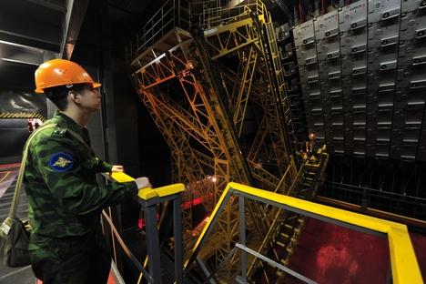 Радар Дон-2Н данас је један од основних елемената Руског противракетног штита. Извор: PhotoXPress.