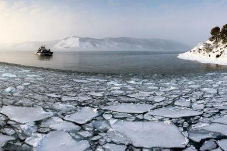 Бајкалско језеро је најдубље и најстарије на свету. Извор: Lori / Legion Media.
