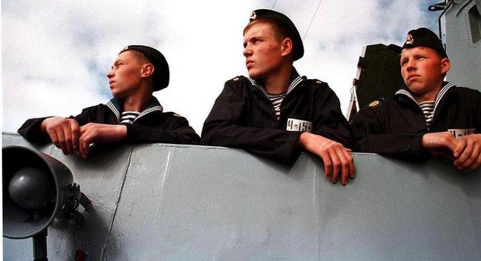 """""""Најчешће смо пловили испод леда Северног пола – тада се подморница не види са сателита."""" Извор: Reuters."""