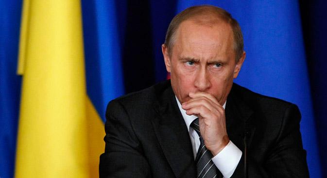 Какве једначине са великим бројем непознатих сада решава Путин? Извор: Reuters.
