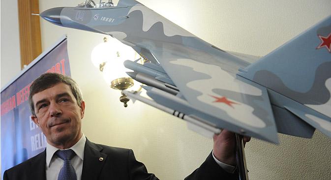 Анатолиј Исајкин: Русија на тржишту наоружања може да предложи све. Извор: ИТАР-ТАСС.