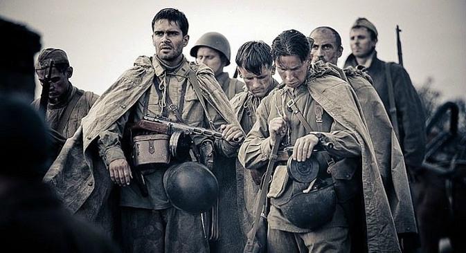 """Сцена из филма """"Стаљинград"""" Фјодора Бондарчука. Извор: kinopoisk.ru."""