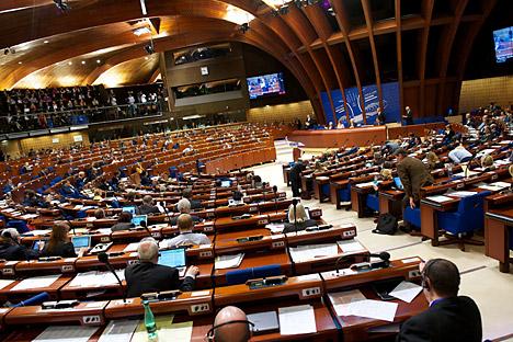 Многи руски стручњаци смарају да је Русија одавно требало сама да напусти Парламентарну скупштину Савета Европе. Извор: ПССЕ.