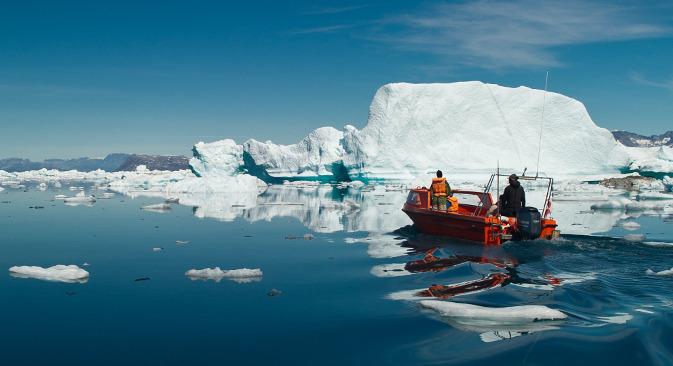 """Руски поседи на Арктику сувише су """"мастан"""" залогај да би неко одустао од њихове индустријализације. Извор: Photoshot / Vostock-Photo."""