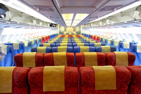 Претпоставља се да ће будући руско-кинески авион имати до 350 седишта и да ће бити намењен за летове на удаљености не веће од 12 хиљада километара. Фотографија из слободних извора.