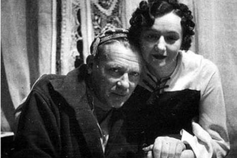 Elena and Mikhail Bulgakov