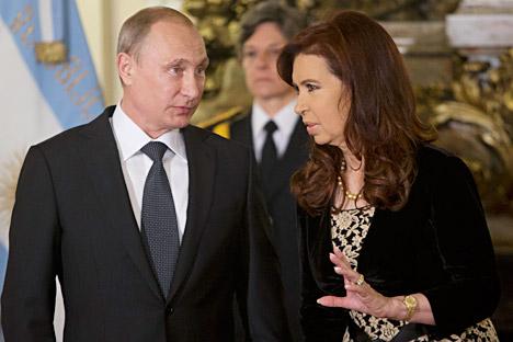 Према речима руских економиста, Аргентина има могућност за елегантан излазак из новонастале ситуације. Извор: AP.