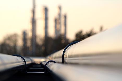 """Према подацима руске стране, укупан дуг Украјине према """"Гаспрому"""" износи 5,3 милијарде долара. Извор: Shutterstock / Legion Media."""
