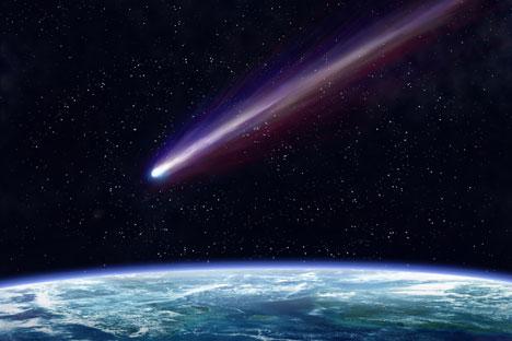 Денис Денисенко: Астероиди величине 2014 UR116 [око 370 m] могу изазвати разарања, али не и истребљење човечанства. Извор: Alamy / Legion Media.