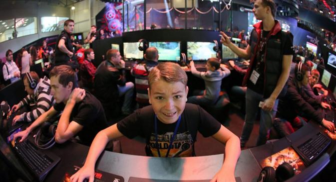Војноисторијске онлајн игре су један од најефикаснијих начина да деца сазнају историју своје земље. Извор: Росијска газета.