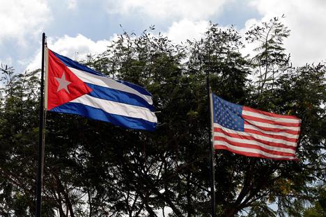 Руски експерти истичу да је одавно било време да се САД и Куба помире. Извор: Reuters.
