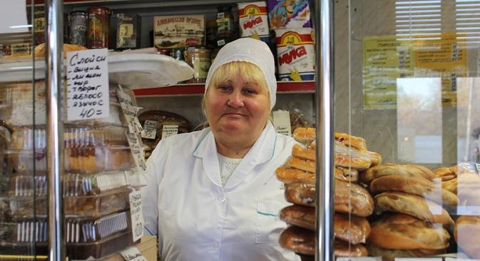 Једна швајцарска добротворна организација је Серпуховском манастиру 1999. донирала опрему за пекару и од тада се тамо пече хлеб. Фотографија: Светлана Прокудина.