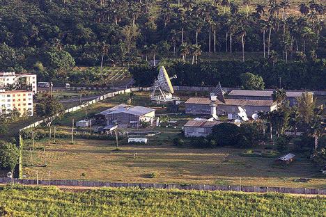 База ГРУ у Лурдесу (Куба) могла је да прати и хвата радио-податке по читавој америчкој територији. Извор: AFP / East News.