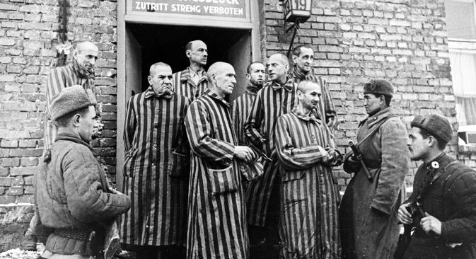 Prema suvremenim procjenama povjesničara, tijekom postojanja logora smrti ubijeno je 1.100.000 Židova, 140.000-150 tisuće Poljaka, 100.000 Rusa i 23.000 Roma.Izvor: Getty Images / Fotobank.