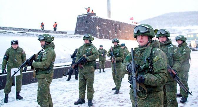 """""""Мобилизациона спремност РФ"""" подразумева способност Оружаних снага и економије да испуњавају мобилизационе планове. Извор: mil.ru."""