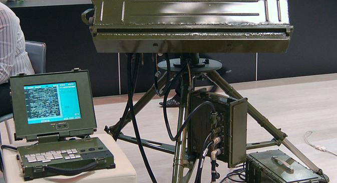 Основни задатак система 1Л271 састоји се у обезбеђивању рада артиљеријских јединица, а заправо у одређивању координата противничке артиљерије и корекцији ватре сопственог оруђа. Извор: Press Photo.