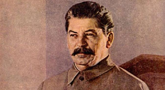 Исак Бродски (1883-1939): Стаљин. Да ли је совјетски лидер веровао да ће Немачка заратити са Совјетским Савезом тек пошто победи Енглеску? Фотографија из слободних извора.