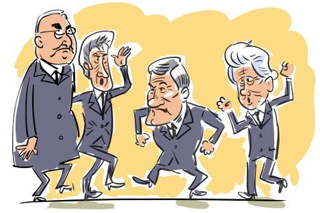 Илустрација: Алексеј Иорш.