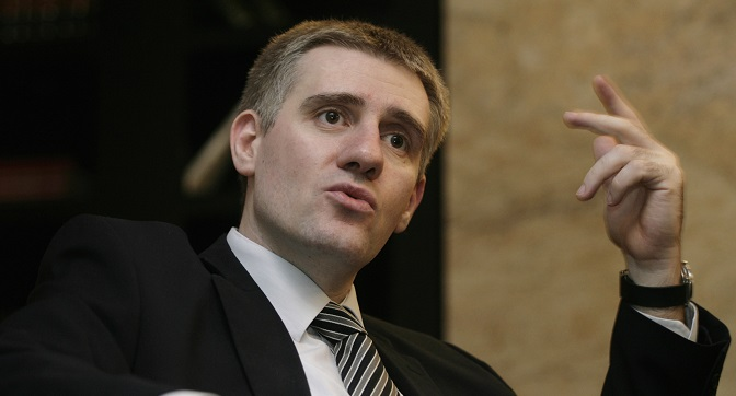 Ministar vanjskih poslova i europskih integracija Crne Gore Igor Lukšić. Izvor: Reuters.