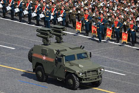 Три најбоља аутомобила будуће руске армије