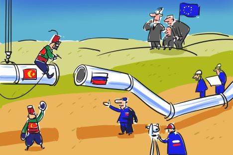 Ilustracija: Aleksej Iorš.