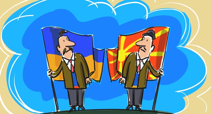 Илустрација: Алексеј Иорш
