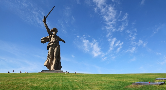 Музеј одбране и опсаде Лењинграда. Фотографија: ТАСС