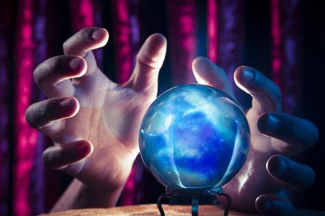 Магична кристална кугла. Фотографија: Shutterstock / Legion Media.