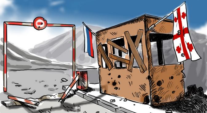 Карикатура: Константин Малер.