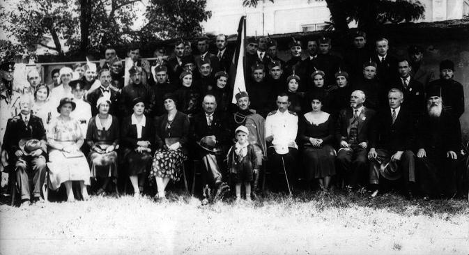 Руси у Нишу. Фотографија из архиве