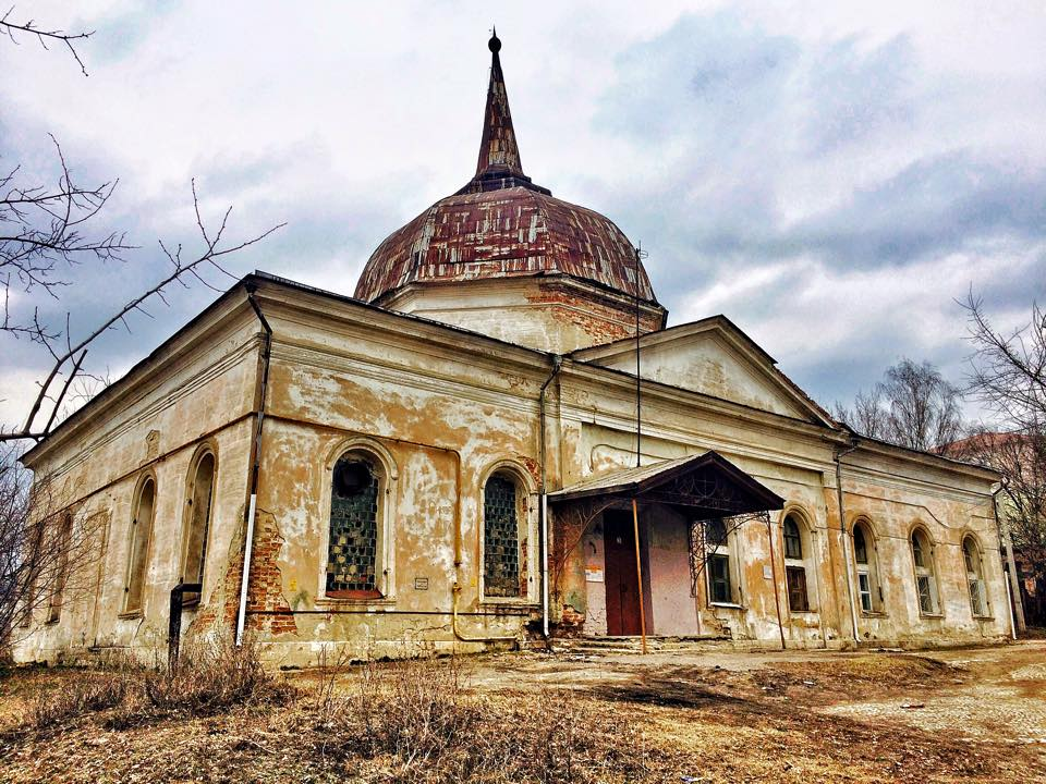 Црква Христовог распећа, Серпухов.