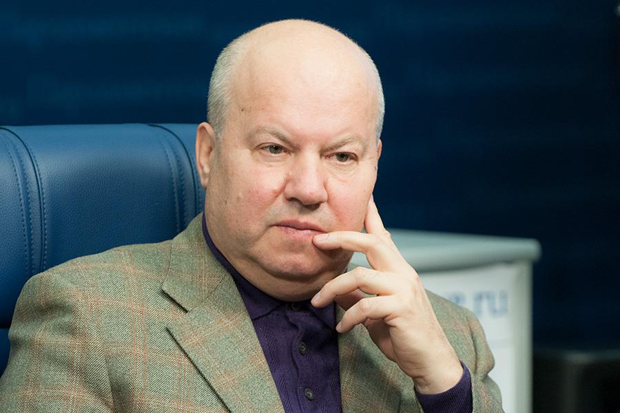 Василиј Лихачов (Парламентская газета)