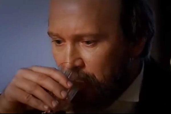 A screenshot from 'Dostoevsky' series. Source: kinopoisk.ru