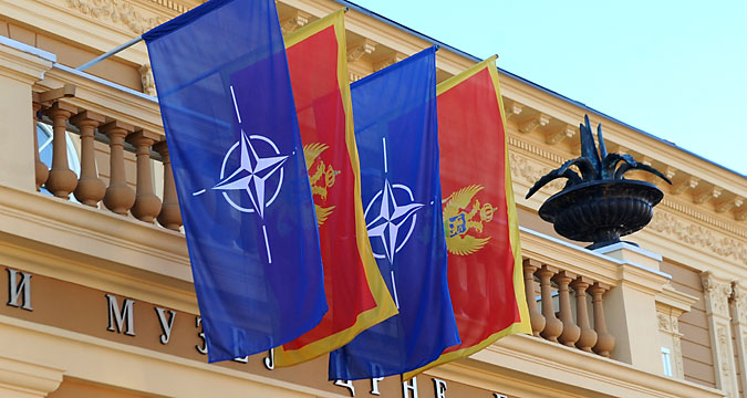 Med cilji organizatorjev državnega udara navajajo tudi zaustavitev vključevanja Črne gore v zvezo NATO.
