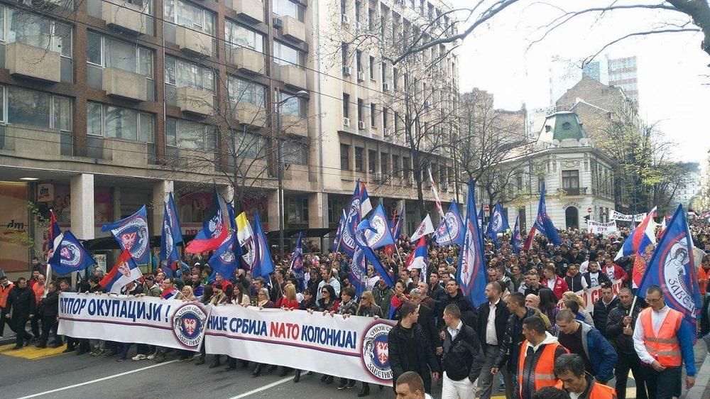Српски сабор Заветници / facebook