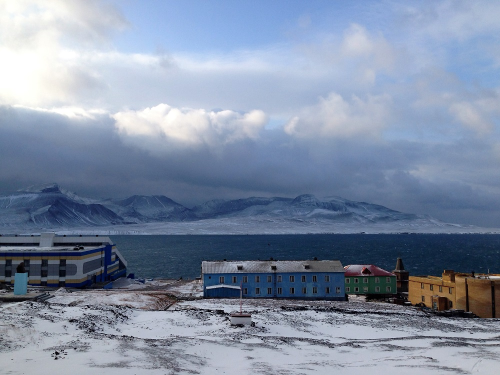 Life in Svalbard: New frontier or the last resting place of the USSR?