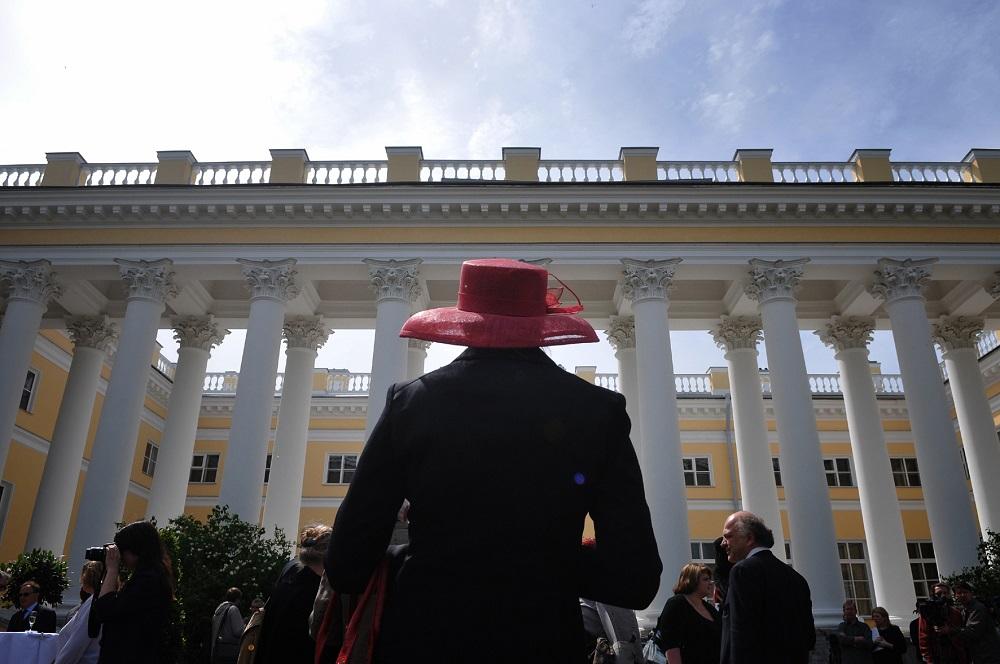 El Palacio de Alexander. Foto: Photoxpress
