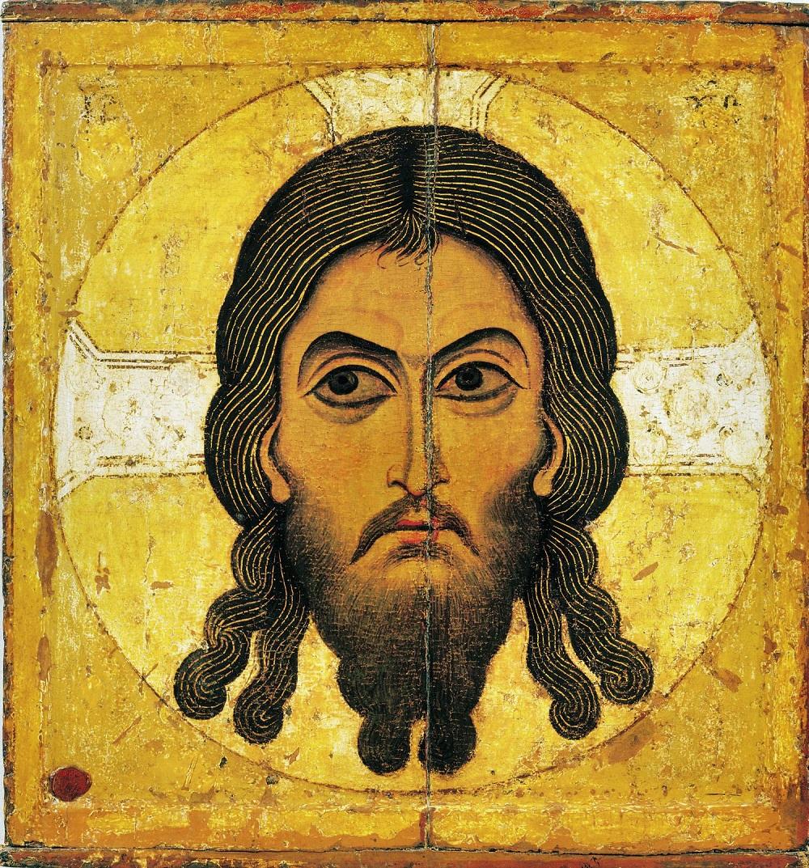Спас Нерукотворени, XII век, Новгород