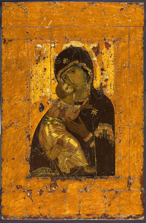 Владимирска икона Пресвете Богородице