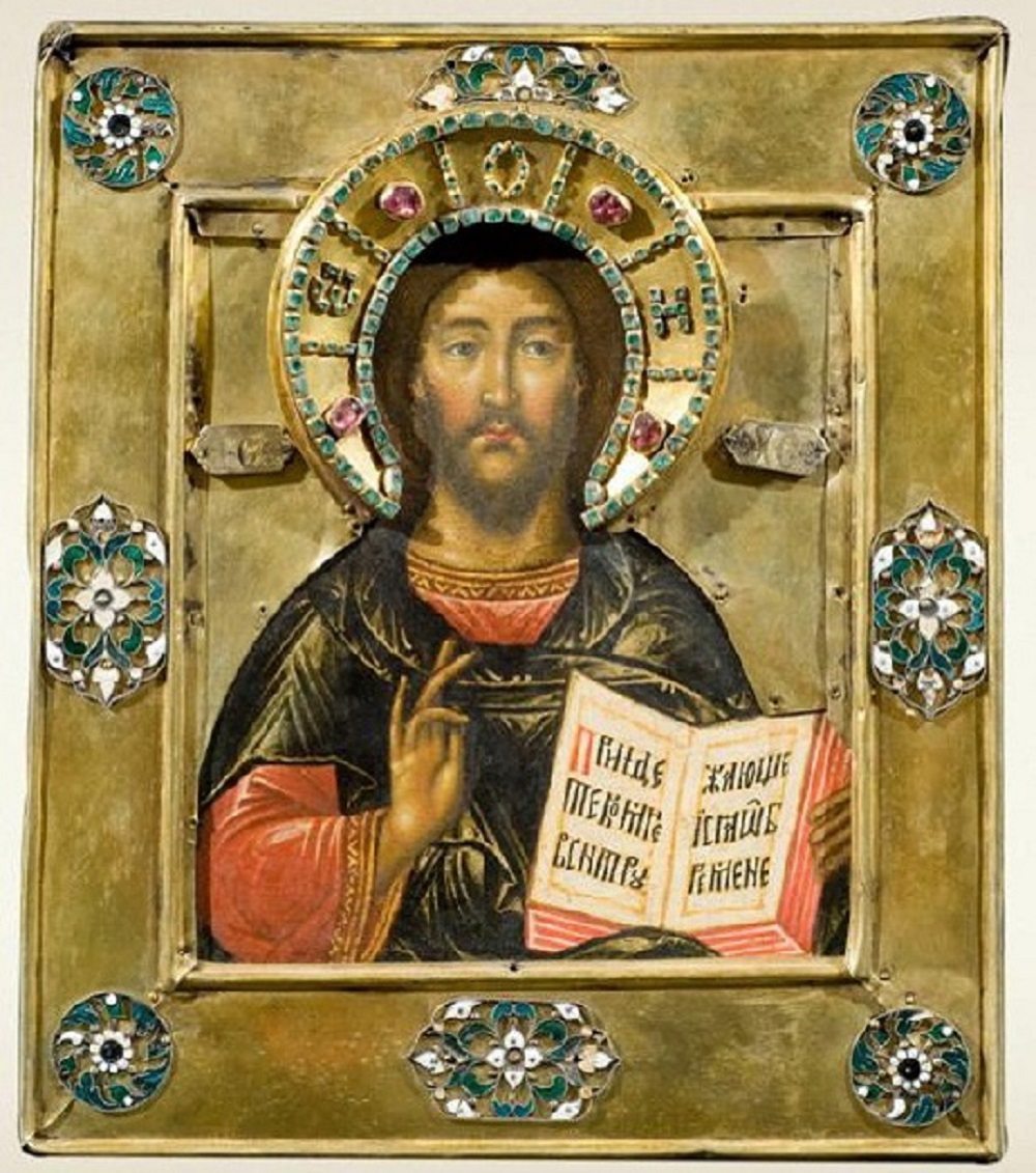 Христос Сведржитељ