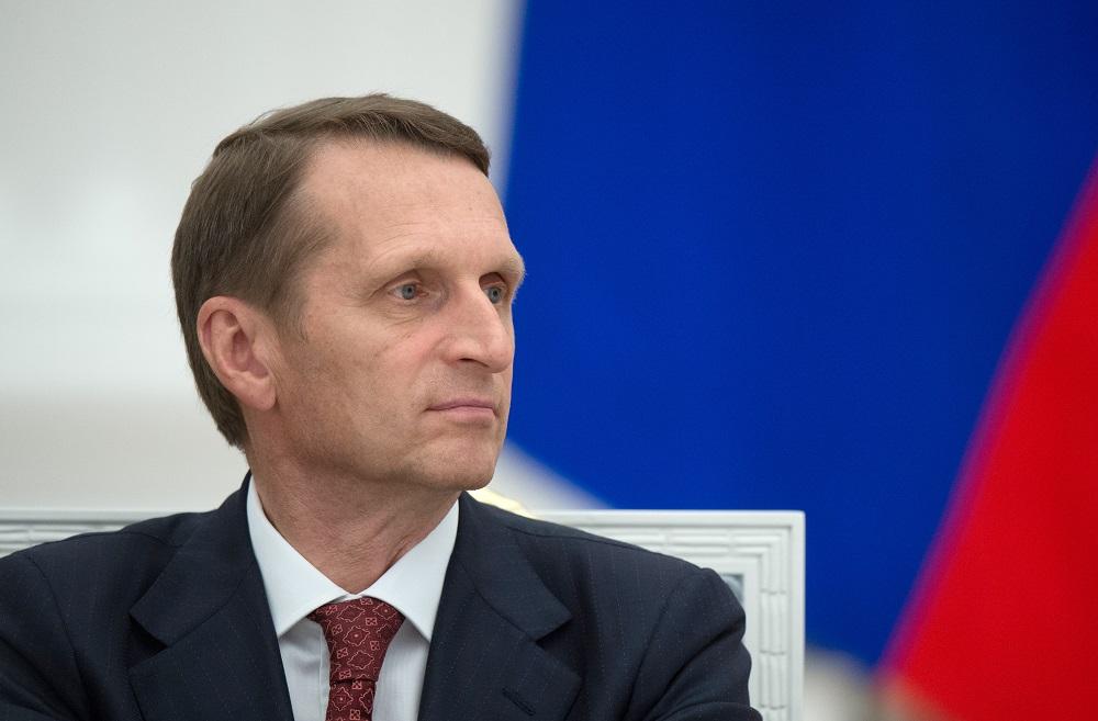 Sergej Nariškin.